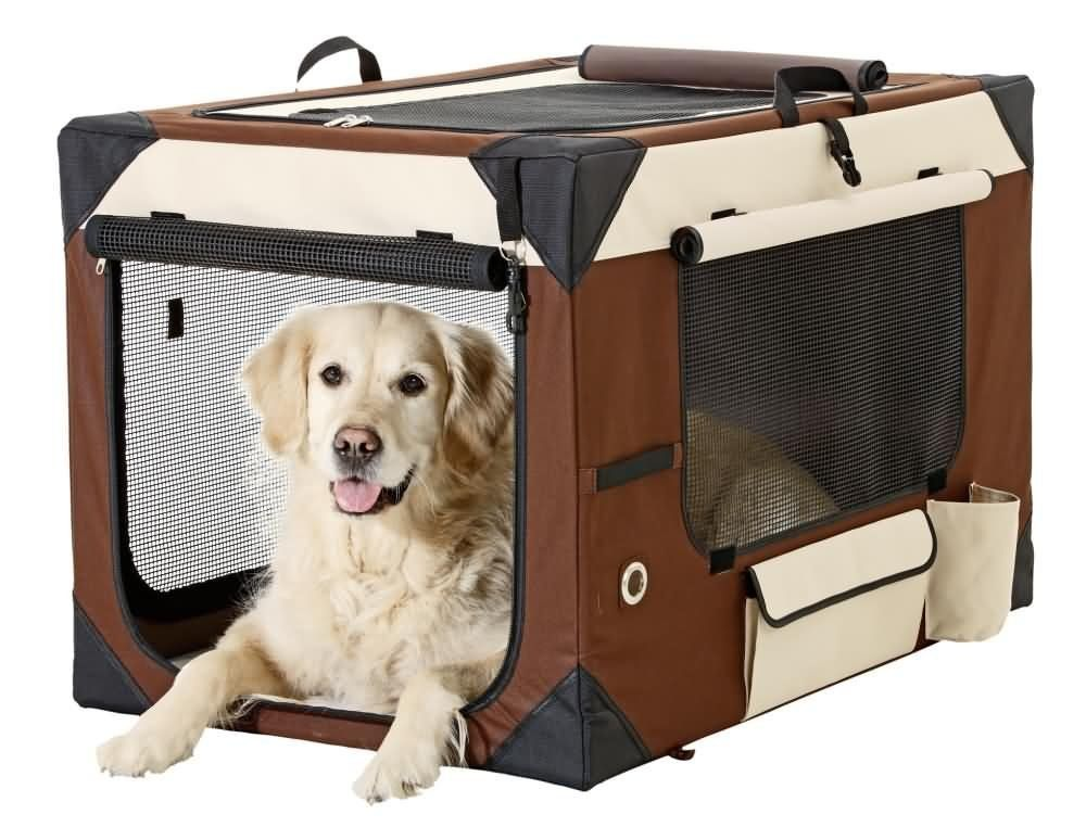Karlie Smart Top De Luxe Hundetransportbox