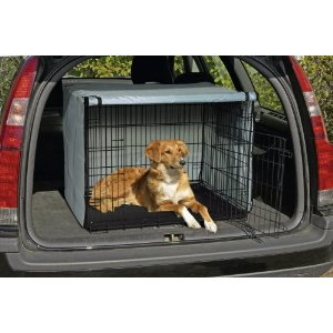 Hundetransportbox fürs Auto