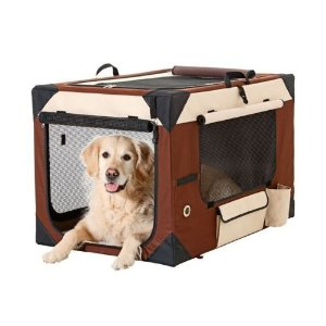 Faltbare Hundetransportbox